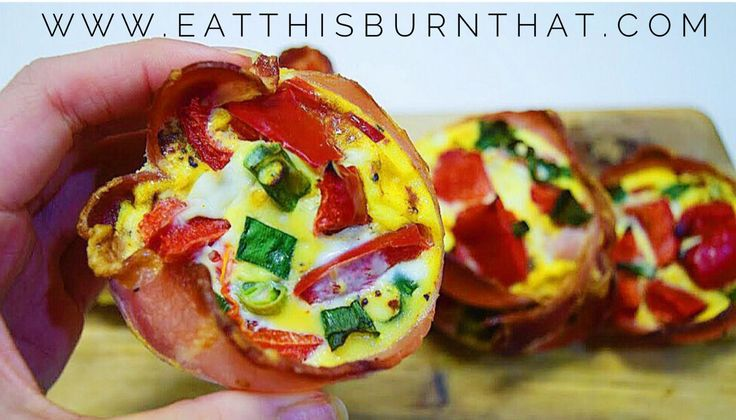 Never skip breakfast again (or opt for the dirty bacon and egg roll) with these quick & easy paleo bacon and egg muffin!They are paleo friendly and healthy!