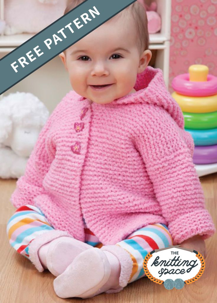 Looking For A Quick And Easy Last-Minute Knitted Baby Shower