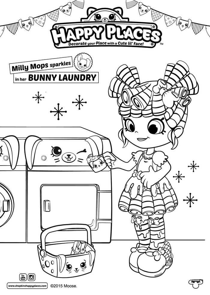 Printable Shoppies Coloring Pages Shopkin Coloring Pages Cute