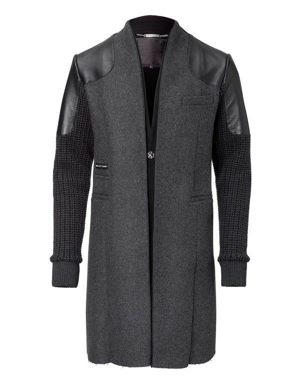 "Philipp Plein Outlet - coat ""babylon"""