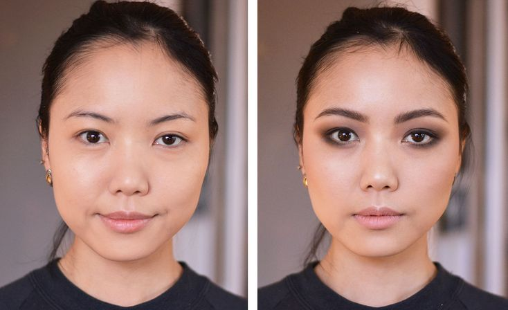 Smoky Asian Eyes Linda Hallberg