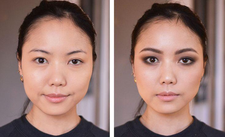 Smoky Asian Eyes Linda Hallberg