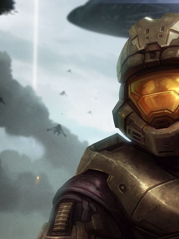 473 best video games images on pinterest - Master chief in halo reach ...