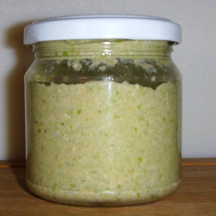 Rezept Erbsen-Aufstrich vegan von Schülie - Rezept der Kategorie Saucen/Dips/Brotaufstriche
