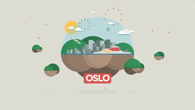 VisitOSLO is the official marketing organization for Oslo and the surrounding