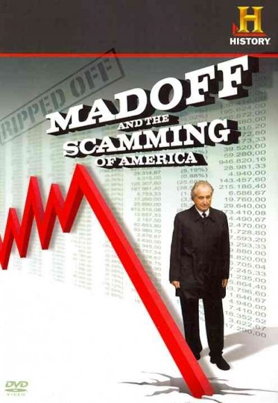 Ripped Off: Madoff and the Scamming of America [HV6692.M3 R57 2009] Compares and contrasts what Bernie Madoff did with other Ponzi schemes throughout history. An additional documentary, Crash: The Next Great Depression? looks at the current financial crisis in the U.S. and compares and contrasts it with what led up to the Great Depression, its immediate aftermath, and the efforts that helped the country break free from it.