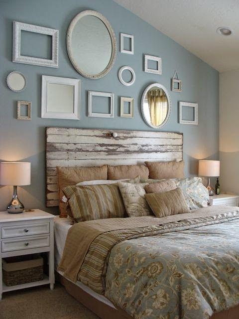 25 idee di testate per rinnovare e trasformare la camera da letto ...