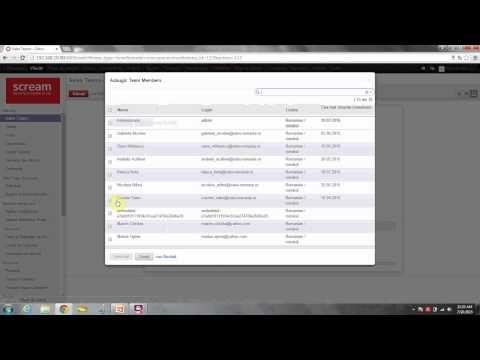 Odoo permite crearea mai multor echipe de vânzări, iar în acest video veți afla cum puteți realiza acest lucru. Astfel, veți avea o imagine de ansamblu asupra realizărilor fiecărei echipe de vânzări în parte.