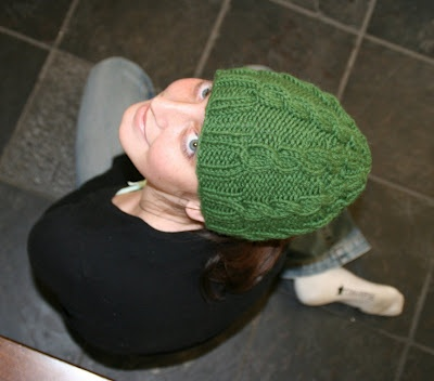 Anna of Green Cables hat (would like to do it in a different color