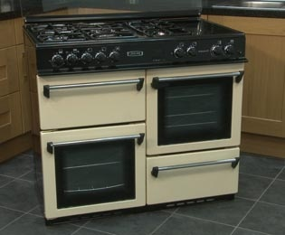 If I get a range cooker.... cheap and cheerful Leisure  CM101FRCP