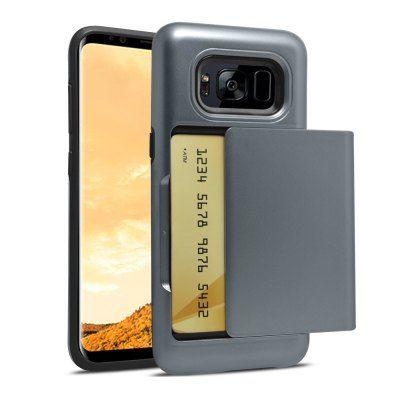Card Slot Holder PC Case Cover