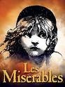 I've lost count of how many times I've seen Les Miserables.  The last time was on the West End in London, 2011
