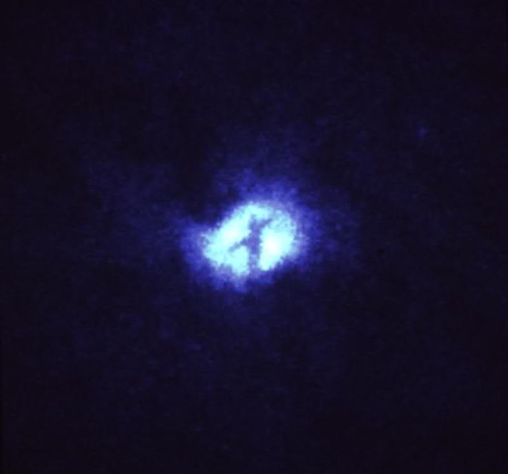 "Not a saying, but awesome!!    ""Cross at the Center of Whirlpool Galaxy"" photographed by NASA. ""The heavens declare the glory of God; / the skies proclaim the work of His hands. / Day after day they pour forth speech; / night after night they reveal knowledge"" - Psalm 19:1"