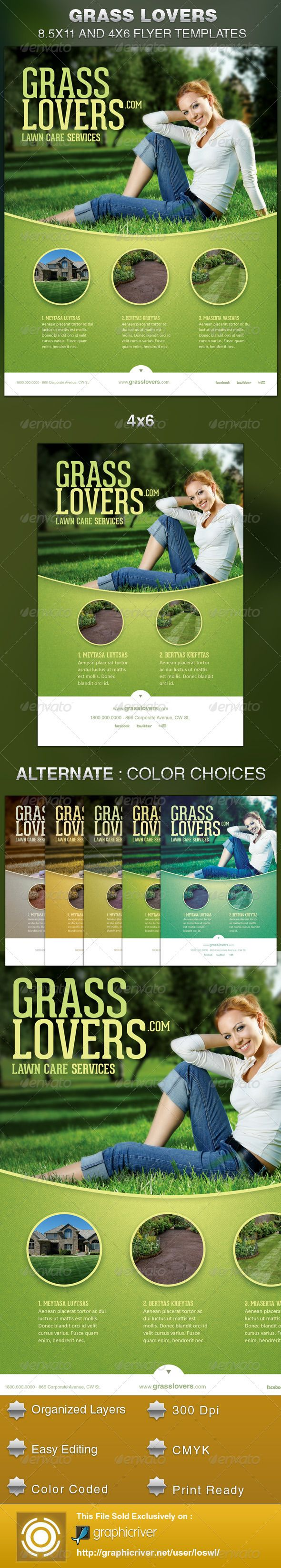 best images about golf project email marketing grass lovers corporate flyer template