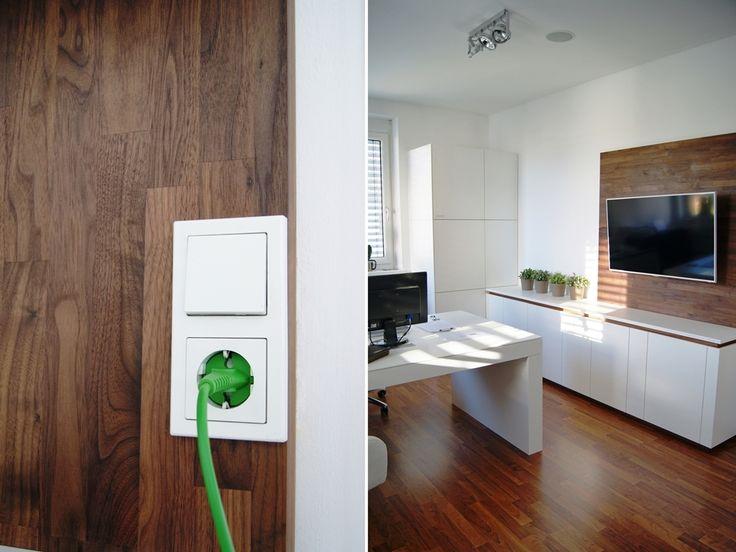 Abeitszimmer | Schauraum | krumhuber.design   #planung #einrichtung #architektur
