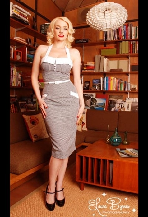Need to learn to make this style of dress