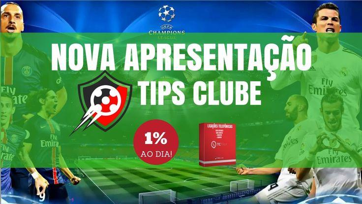 TIPS CLUBE - NOVA APRESENTAÇÃO TIPS CLUBE BY FABIO MELO