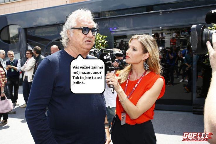 Co v tiskových materiálech nebylo - GP Monaka 2015