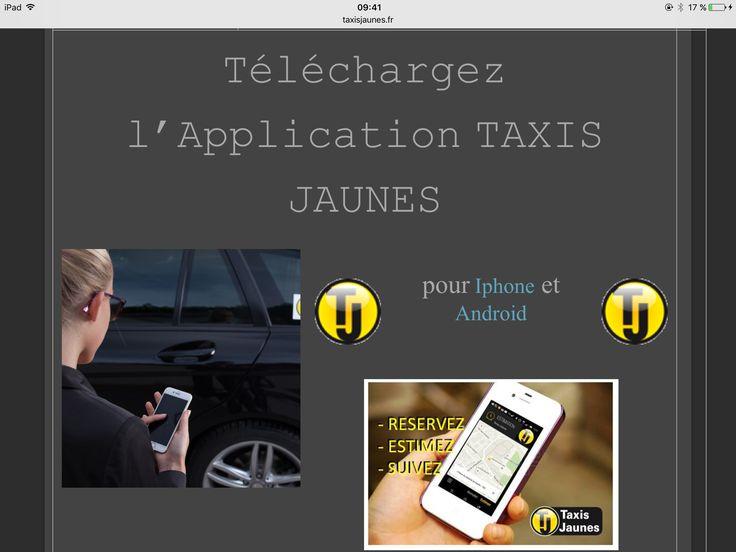Canteleu application Taxi