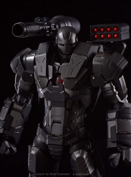 War  Machine -     Sentinel: Re:Edit War Machine (Prototype to final licensor's approval) ... °°