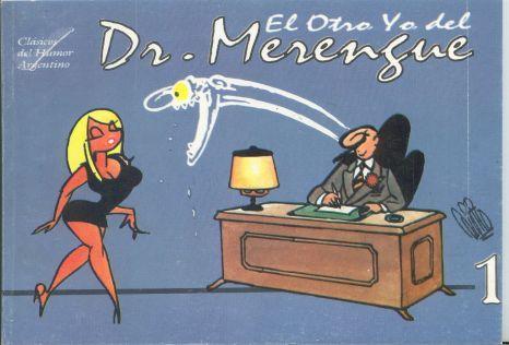 Subastas Web - EL OTRO YO DEL DR.MERENGUE, G.Divito, ...