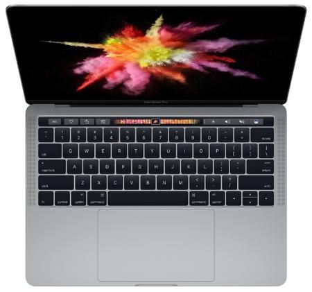 Ноутбук Apple MacBook Pro 13 with Retina display Late 2016 (Touch Bar, Touch ID, 2.9GHz, 512Gb) (Space grey) MNQF2RU/A  — 139900 руб. —