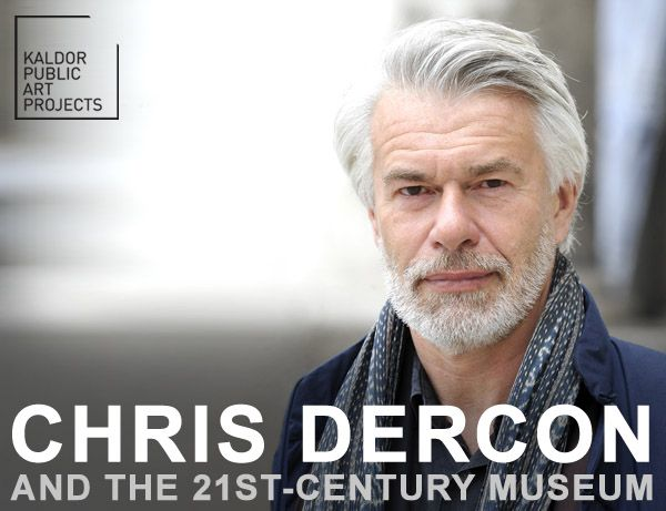 Free / Hear / City / Domain Theatre, Art Gallery of NSW / kaldorartprojects.org.au/event/international-lecture-series-chris-dercon-director-tate-modern / 3pm, Saturday 13 July 2013  Talk on the 21st Century Museum by one of the world's most influential Museum Directors, Chris Dercon of Tate Modern.