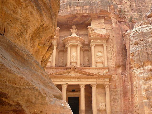 #Petra #Giordania