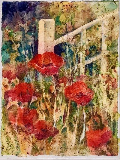 Carolyn Wilson Fine Art - floral and trees - Carolyn Wilson - Fine Art