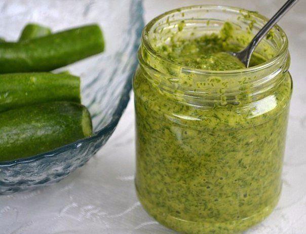 Укропный соус - супер добавка для многих блюд!