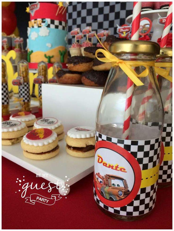 Cars (Disney movie) Birthday Party Ideas | Photo 5 of 27