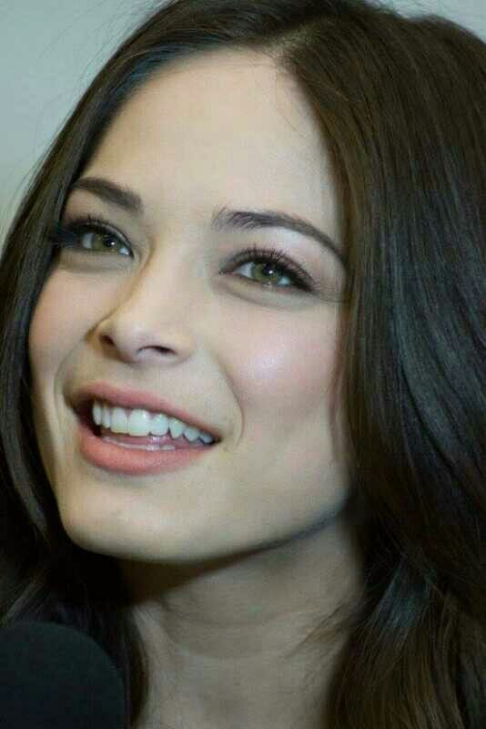 Kristin Laura Kreuk - Thursday, December 30, 1982 - 5' 3'' - Vancouver, British Columbia, Canada.