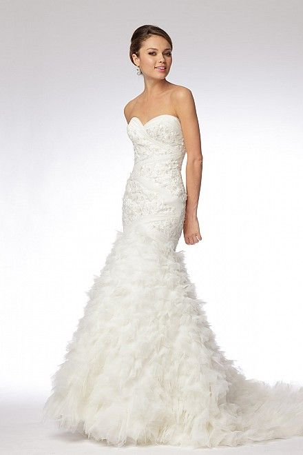 WToo Viviana Gown - schedule an appointment with Bridal Elegance! www.bridalelegancegr.com (EM)