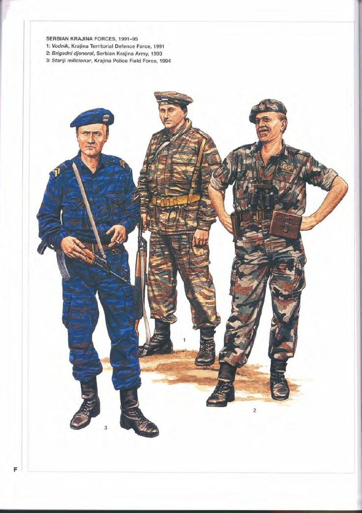 Elite 138 - The Yugoslav Wars (1) Slovenia & Croatia 1991-95