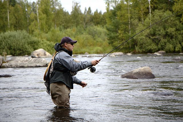 Reach your full potential this fly-fishing season with our line and reel preparation guide:  http://bit.ly/1Snm6bY