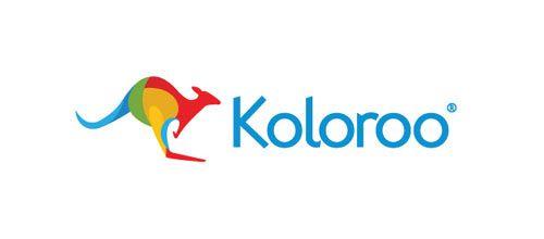 Koloroo logo designs
