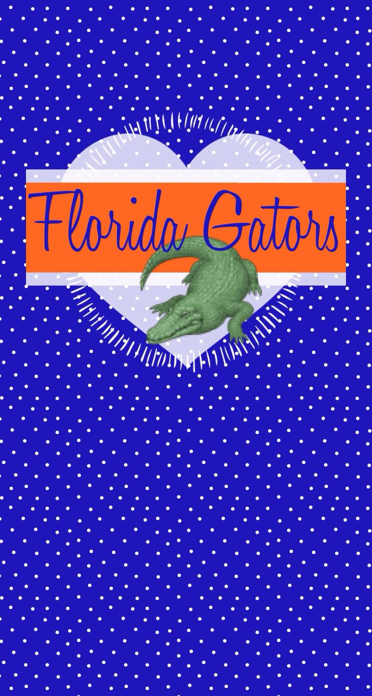 Florida gators iphone wallpaper GO GATORS