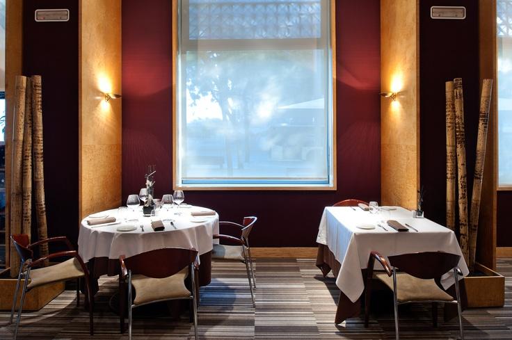 Interior del Restaurante Filigrana #barcelona #restaurante  www.hoteles-catal...