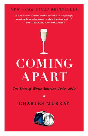 In the bestselling tradition of Hillbilly Elegy, the acclaimed bestseller than explains why white America has become fractured and divided in education and classIn Coming Apart, Charles Murray explores...