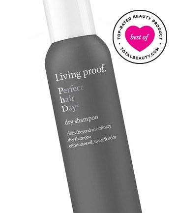Best Dry Shampoo No. 1: Living Proof Perfect Hair Day Dry Shampoo, $22