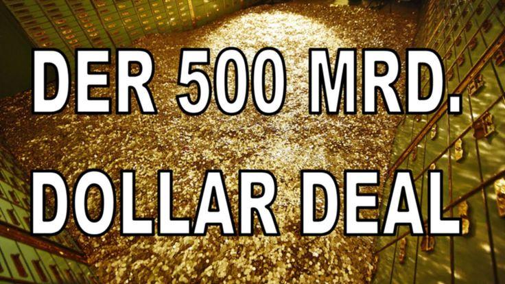 Der 500 Mrd_ Dollar Deal (13_8_14) Sanktionen Jürgen Birgit - https://www.youtube.com/watch?v=mKPa-_fgT28  Wieder werden Europa und Deutschland von den USA benutzt und vorgeführt.  Was uns Politik ARD und ZDF verschweigen und die Printmedien gut verstecken!   Hier die Quellen:   Spiegel Online (nur kurze aktuelle Berichte vom 10.8.14!!!): http://ift.tt/1Fq4hBj...  DW Deutsche Welle (Ausführlicher Bericht der Verhandlungen vom 31.8.11!!!): http://ift.tt/2gBTb4C...  Bilder und Videos etc. von…