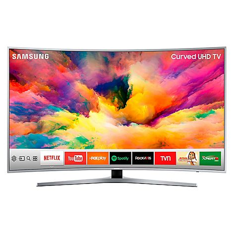 "Samsung LED 55"" 55MU6500 4K Ultra HD Smart TV Curvo - Falabella.com"