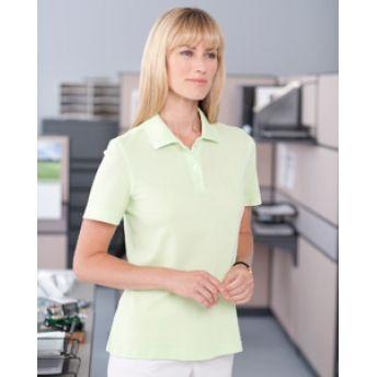 1148 #Ashworth #Ladies Short Sleeve EZ-Tech Piqué Polo Sport #Shirt. Buy at wholesale price.
