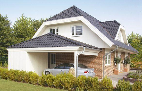 Optimaler Grundriss Bungalow : Glücksburg  Häuser und Grundrisse  Fertighaus und Energiesparhaus