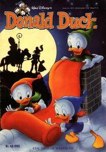 Donald Duck and SInterklaas