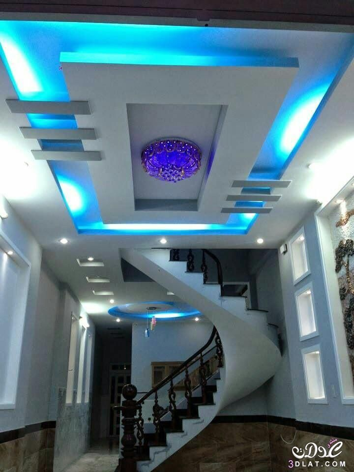 ديكورات مودرن 2019 بورد نوم مجالس صالونات 3dlat Net 01 17 1d7b False Ceiling Design Ceiling Design Modern Ceiling Design