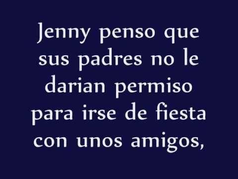 la triste historia de jenny