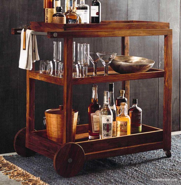 Roost Thorson Bar Cart