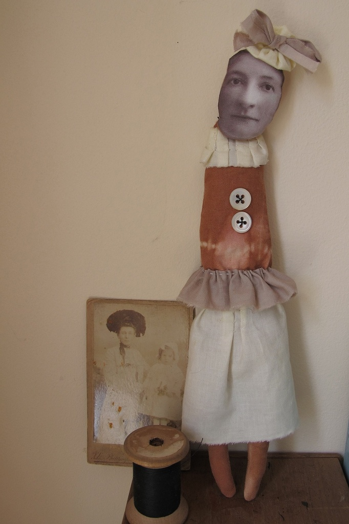 Cathy Cullis is my favorite doll artist.