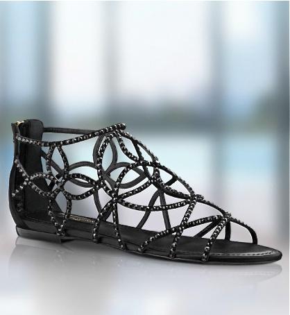 Louis Vuitton summer sandals